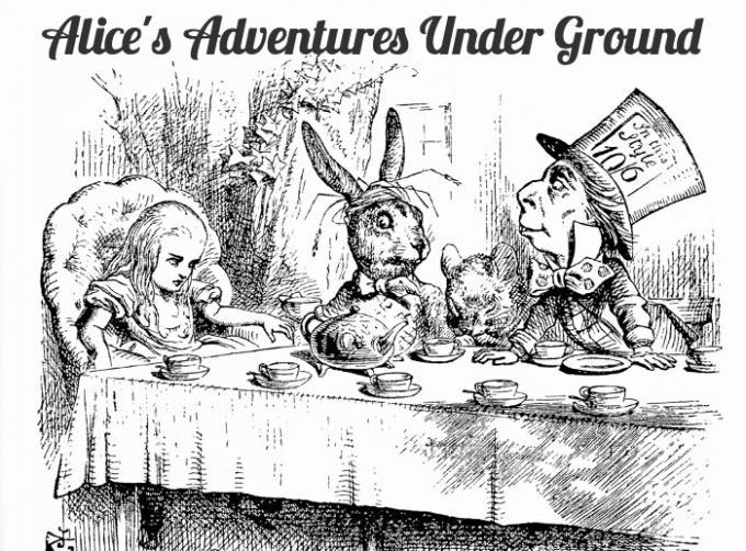 Alices Adventures Under Ground - a versatile musical